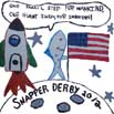 Marsh's design for the Snapper Derby logo competition