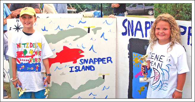 Shelter Island Snapper Derby